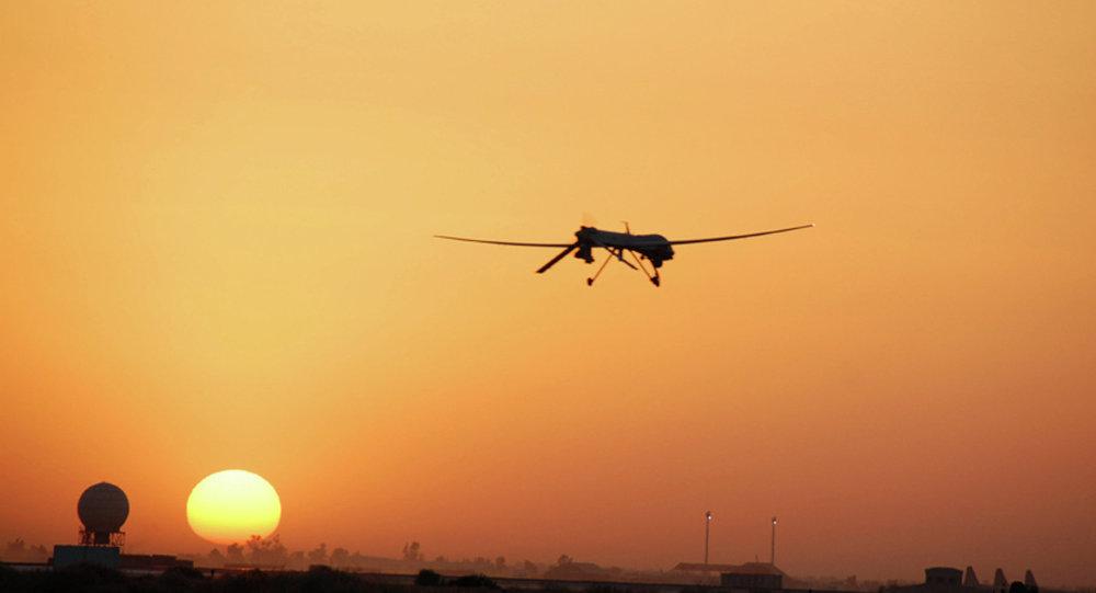 Dron MQ-1 Predator. Ilustrační foto