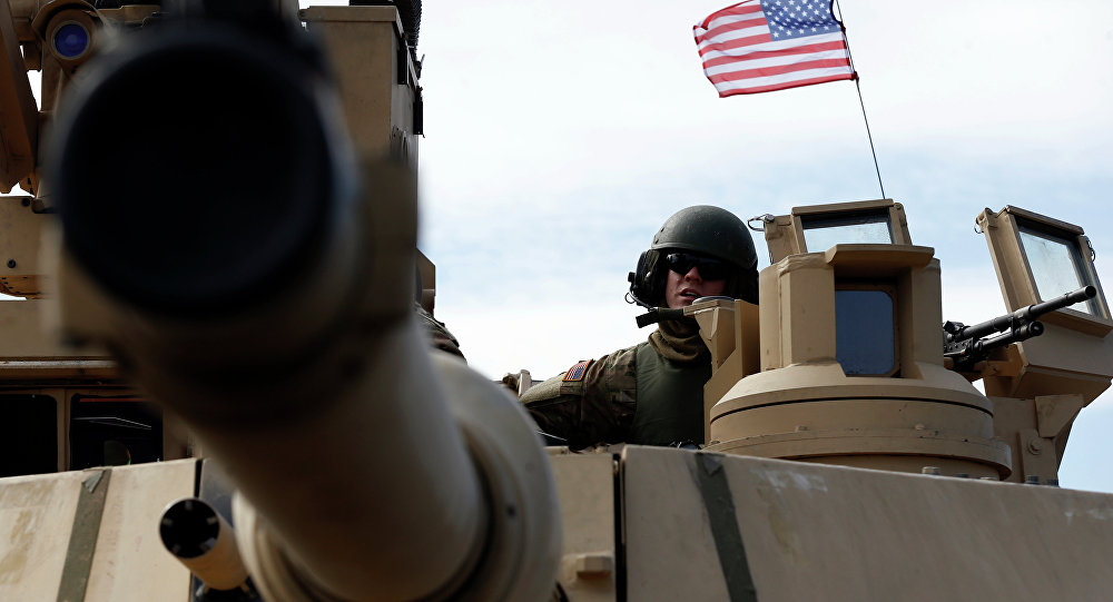 Americký tank