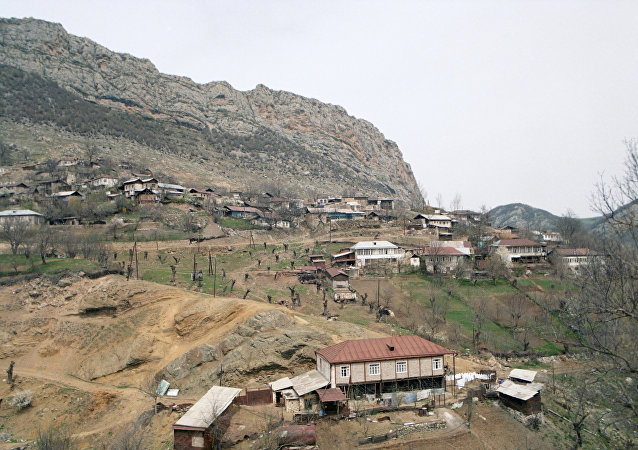 Arménské město Gyumri