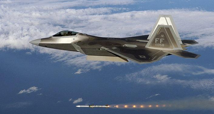 Stíhačka F-22 Raptor