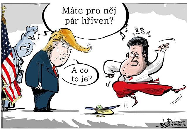 Putinův předskokan