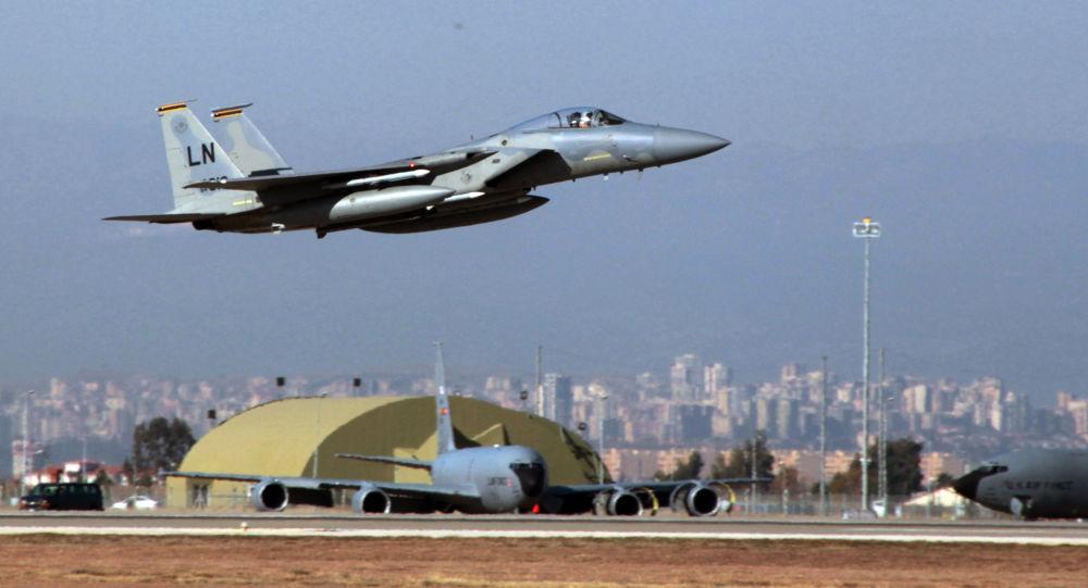 Stíhačka F15