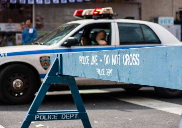 Policie, USA