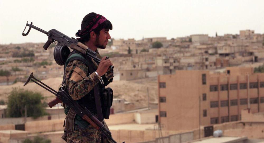 Voják SDF