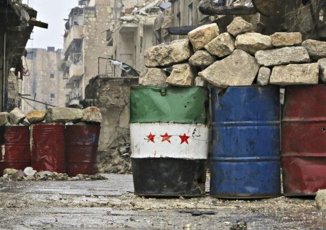 Východní Aleppo, Sýrie