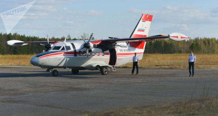 Letadlo L-410