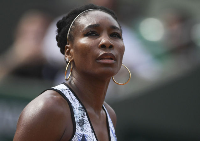 Tenistka Venus Williamsová