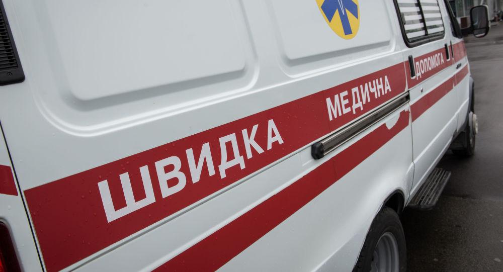 Ukrajinská sanitka