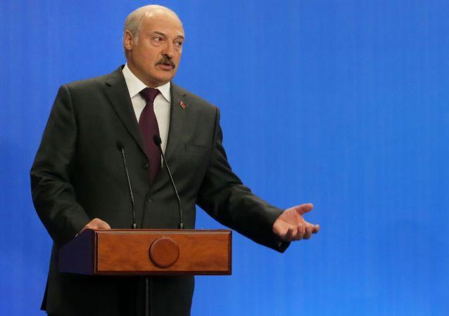 Putin a Lukašenko