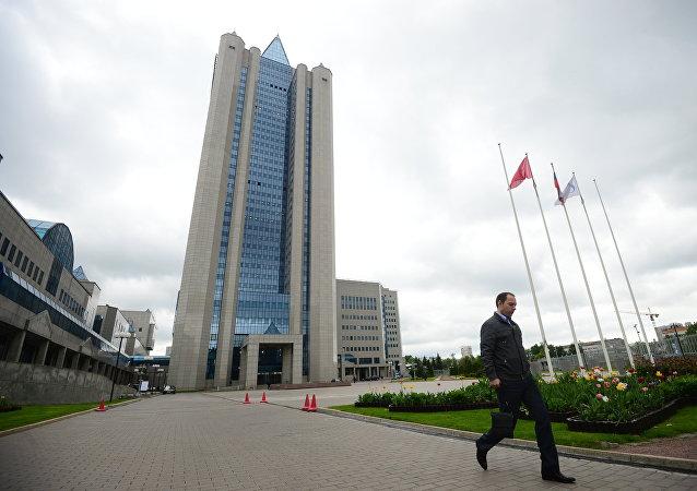 Budova Gazpromu