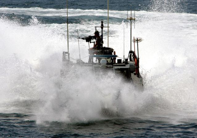 Řecká pobřežní stráž