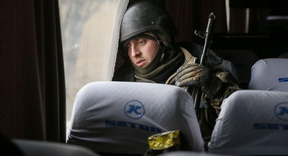 Ukrajinský voják