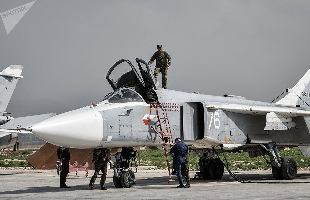 Legendární ruský Su-24 slaví své 50. narozeniny