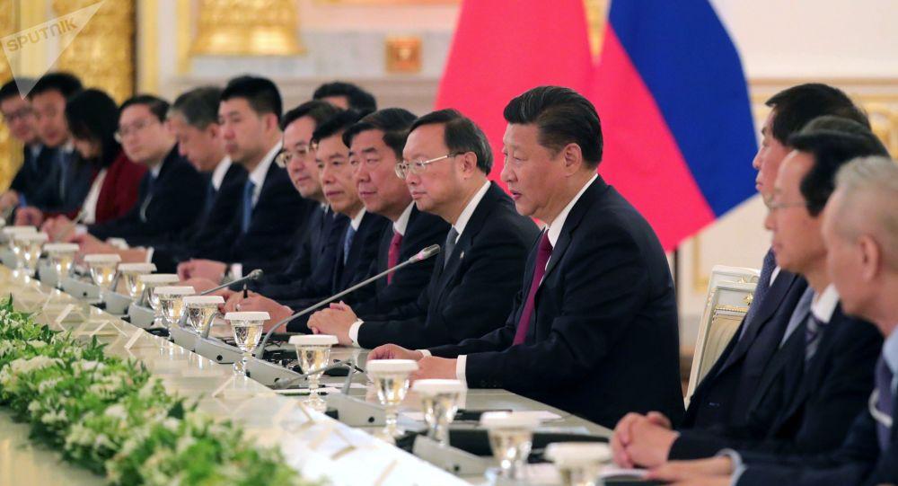 Předseda ČLR Si Ťin-pching
