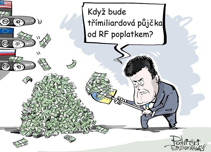 Půjčka nebo poplatek?