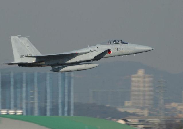Japonská stíhačka F-15