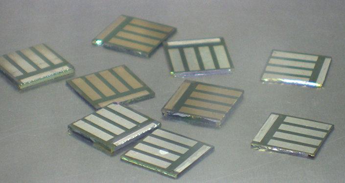 Ruští vědci předvedli solární panely z perovskitu