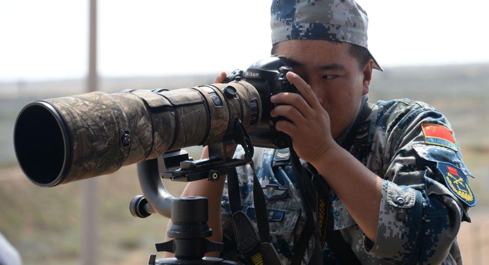 Čínský voják