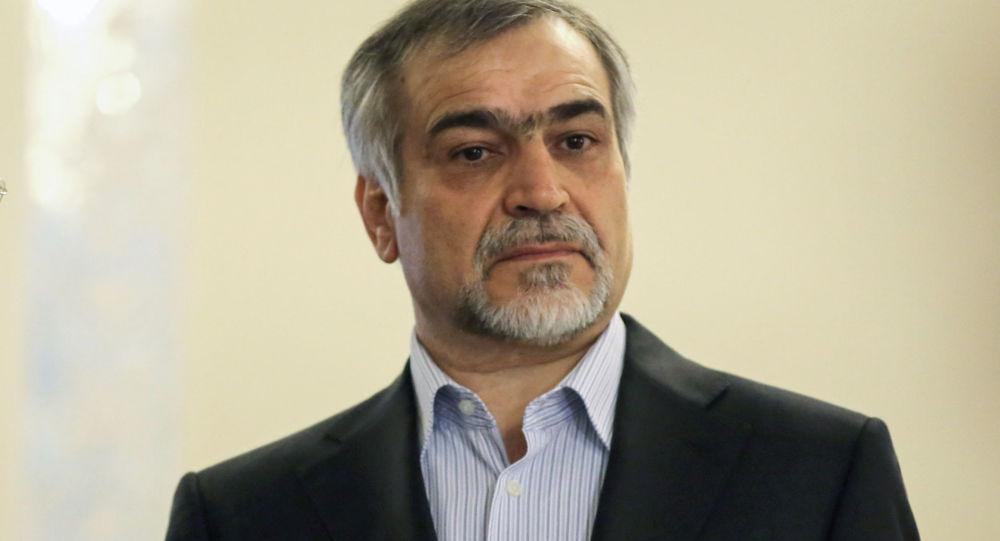 Bratr prezidenta Hassana Rouhaniho Husajn Feredún