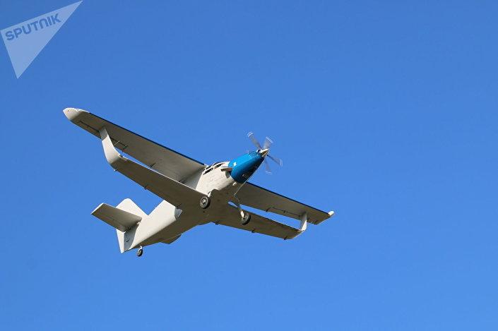 Biplan TVS-2DTS