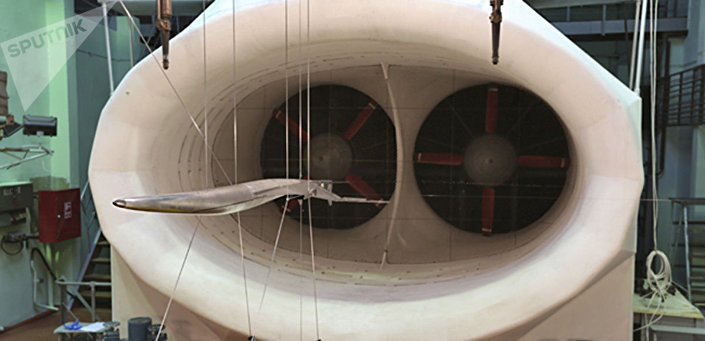 Projekt nadzvukového dopravního letounu CAGI