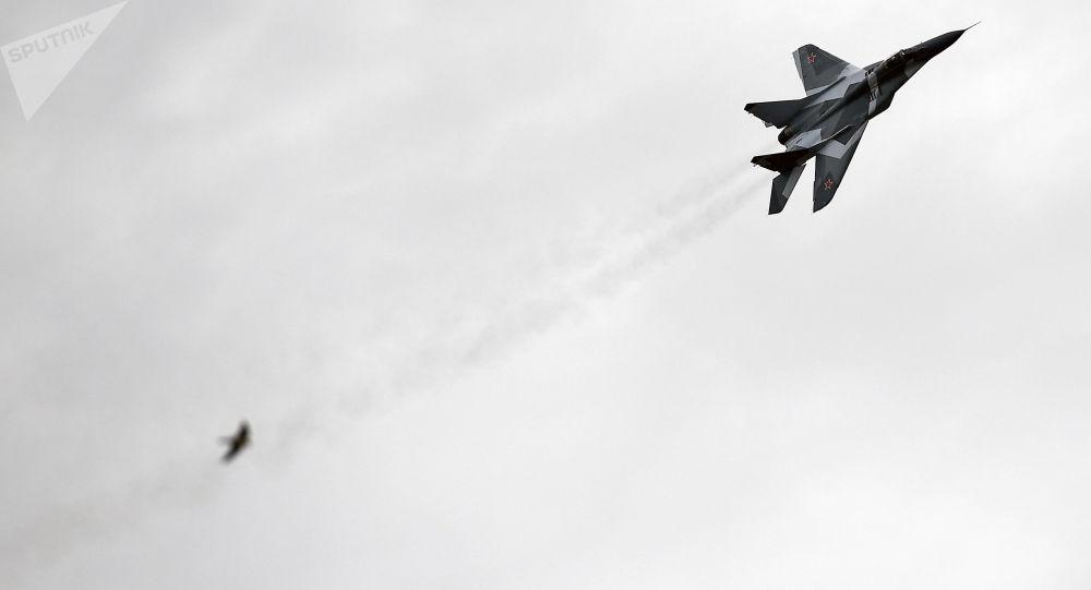 Víceúčelová stíhačka MiG-29