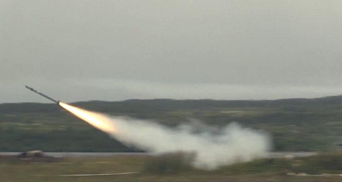 Střelci cvičili na severu Ruska