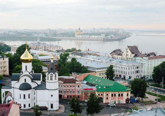 Centrum Nižního Novgorodu