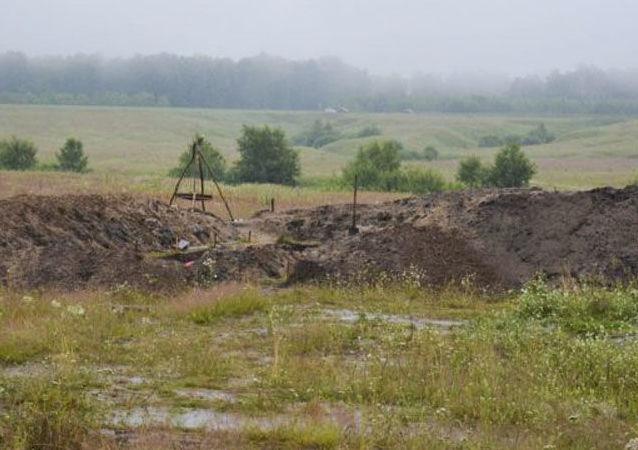 Archeologové objevili hroby dávných válečníků na Sendimirkinském pohřebišti v Čuvašsku