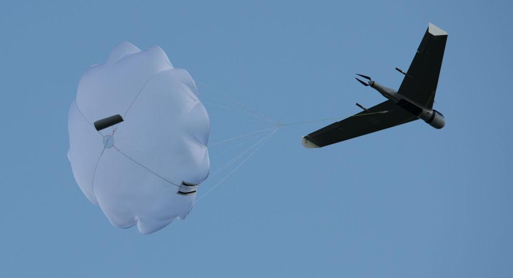 Bezpilotní letadlo