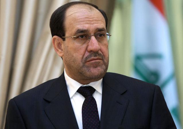 Viceprezident Iráku Núrí Málikí