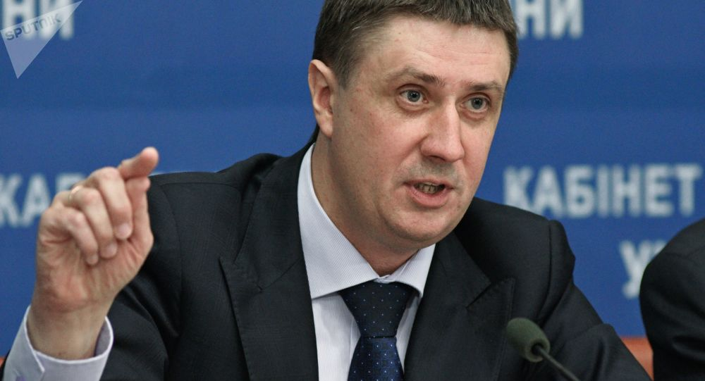 Vicepremiér Ukrajiny Vjačeslav Kirilenko