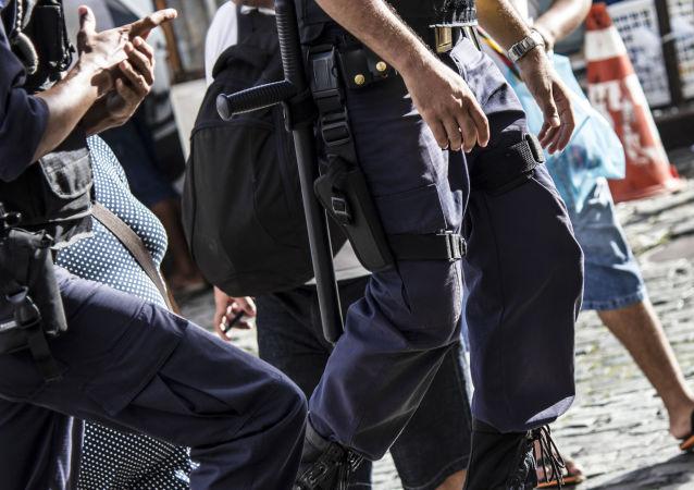 Brazilský policista