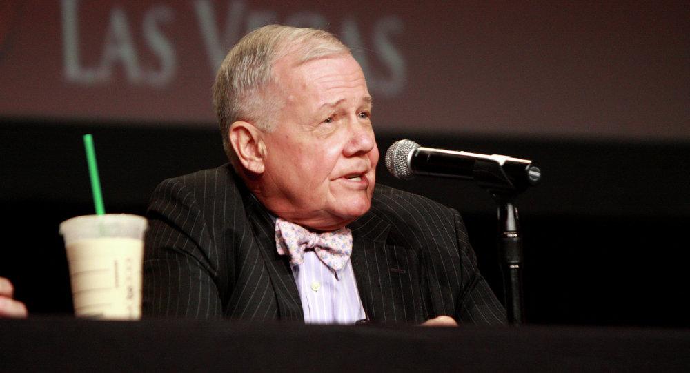 Americký miliardář Jim Rogers