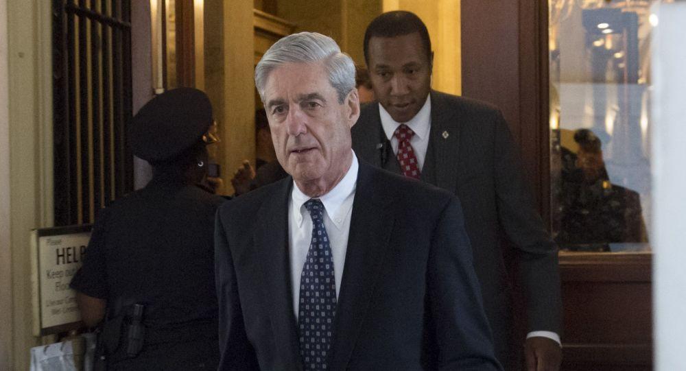 """Speciální prokurátor """"ruského případu"""" Robert Mueller"""