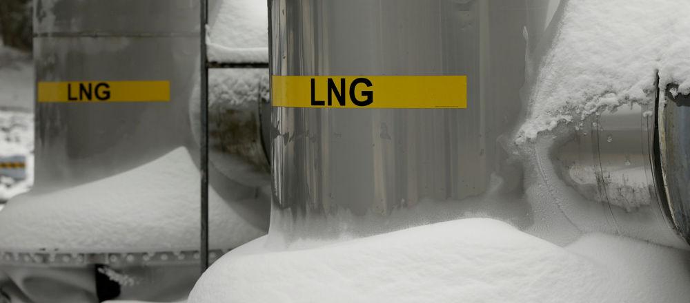 Zkapalněný plyn z USA