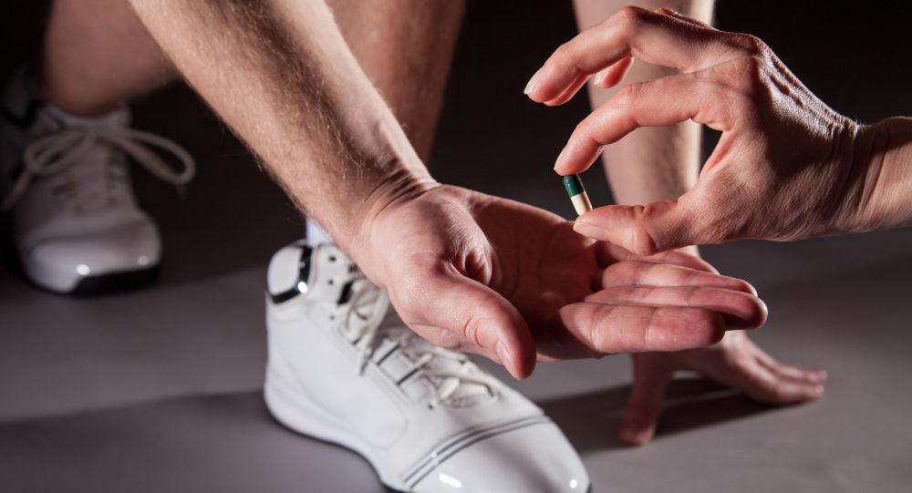 Použití dopingu