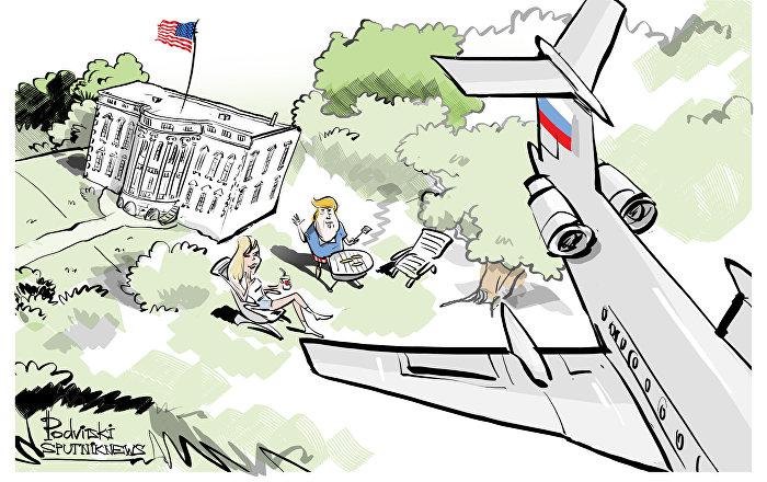 Ruské vojenské letadlo