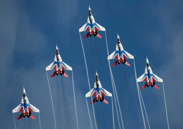 Akrobatická letecká skupina Striži