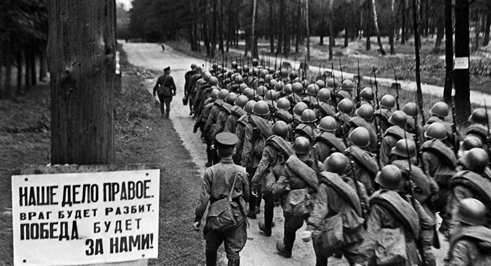 Mobilizace. 23. června 1941