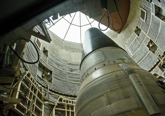 Mezikontinentální balistická raketa Titan II