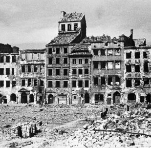 Varšava během Druhé Světové války