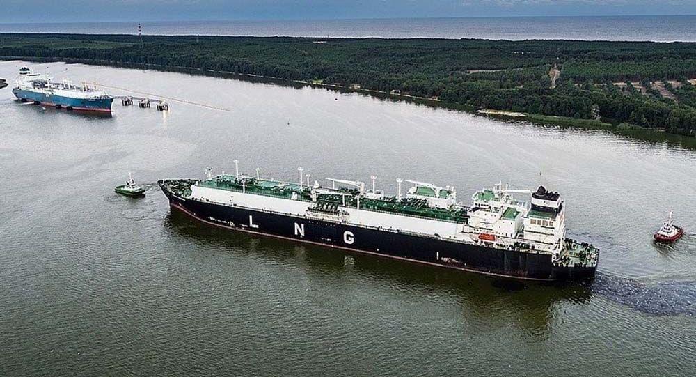 Loď se zkapalněným zemním plynem