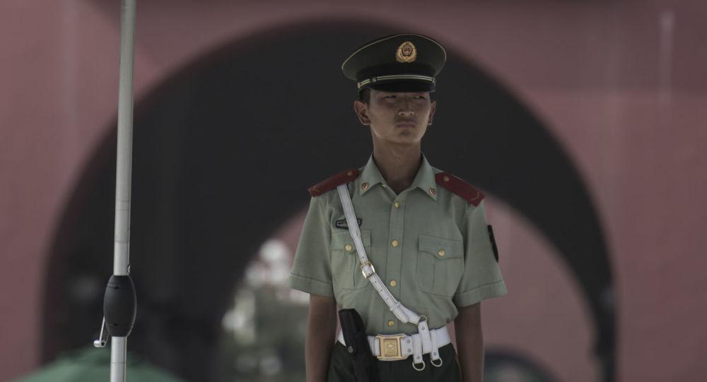 Vchod do Zakázaného města v Pekingu