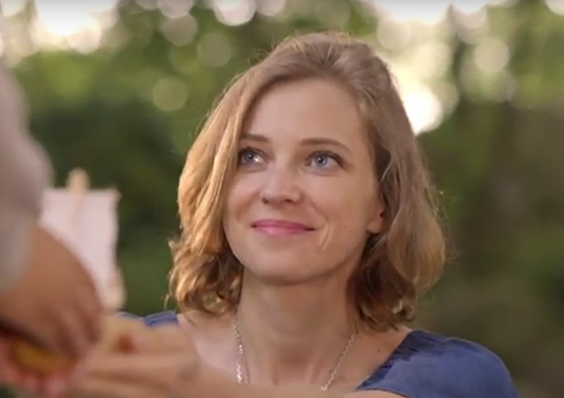Poklonská účinkovala v klipu o Krymu