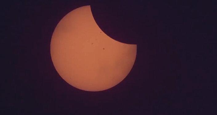 Velké zatmění Slunce