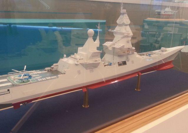 Návrh torpédoborce Líder