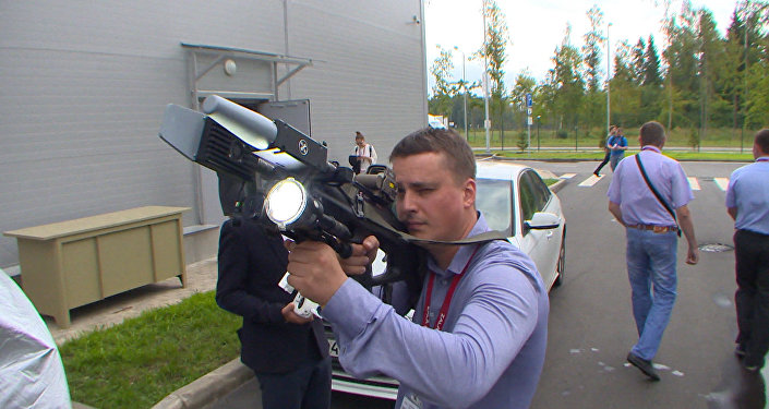 Kalašnikov předvedl zbraň proti bezpilotním letounům