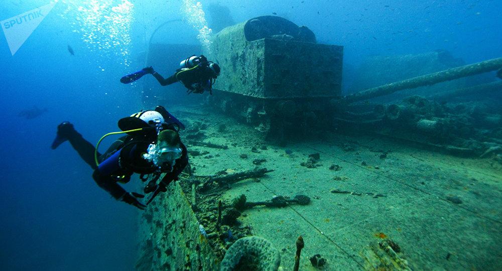 Potápěči (ilustrační foto)