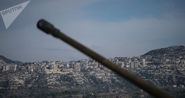 Idlib, Sýrie